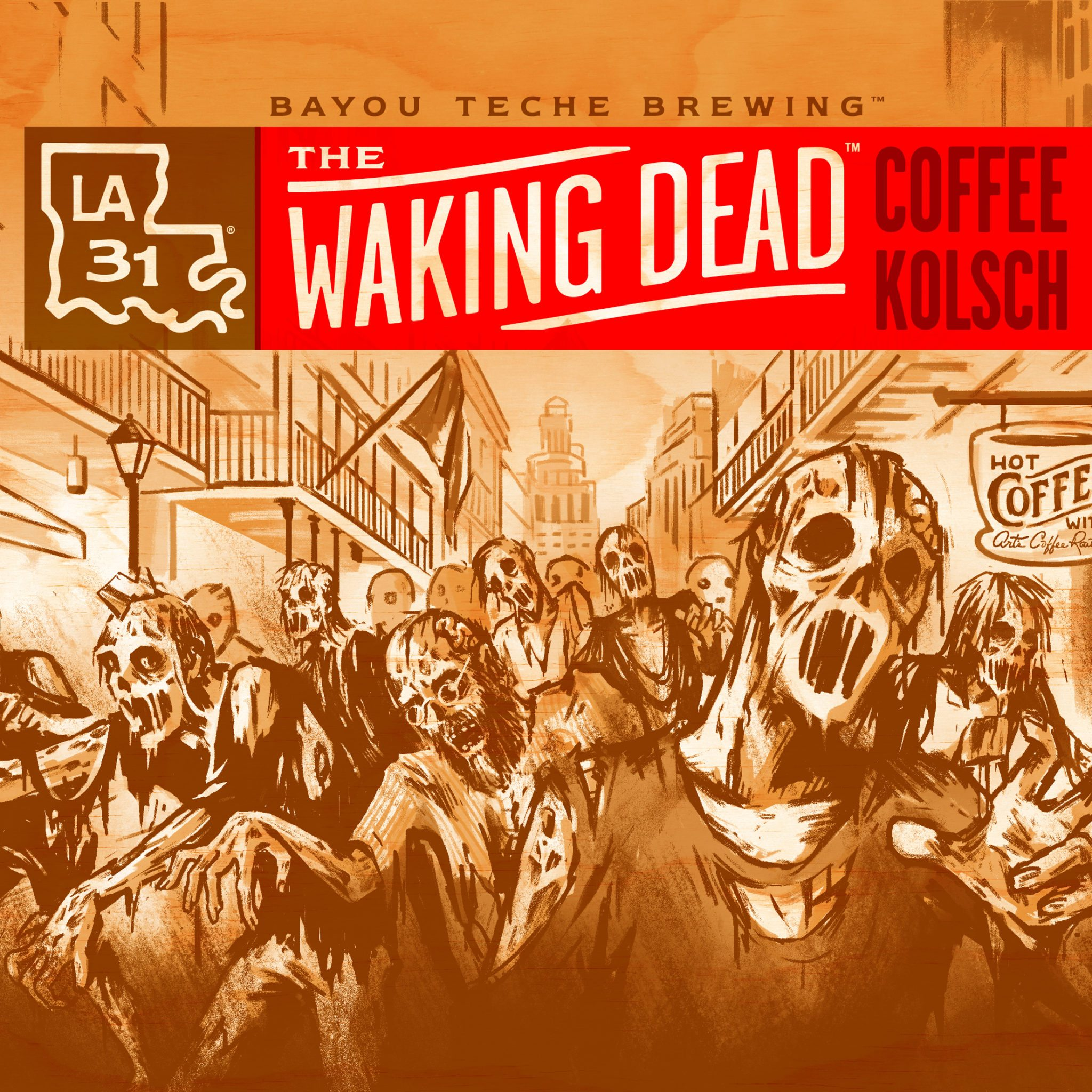 Our Beers | Bayou Teche Brewing